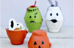 Top 10 DIY Halloween Treat Bags | Top Inspired