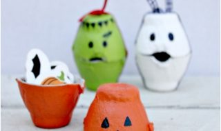 Top 10 DIY Halloween Treat Bags | Top Inspired