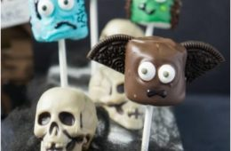Top 10 DIY Marshmallow and Oreo Pops For Halloween | Top Inspired