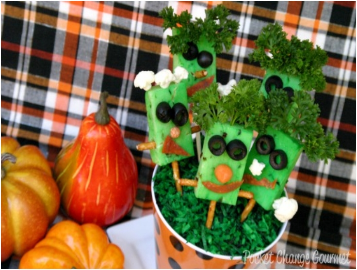 Halloween-Party-Food-Frankenstein-Appetizer