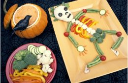 Top 10 Fruit and Veggie Halloween Treats For Kids | Top Inspired