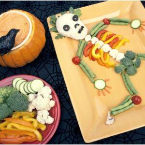 Top 10 Fruit and Veggie Halloween Treats For Kids | Top Inspired