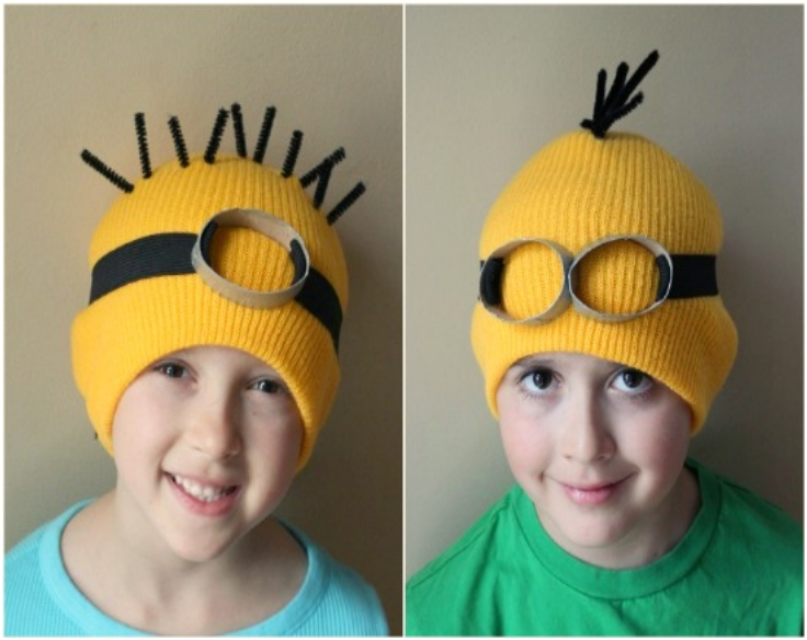 Top 10 DIY Last Minute Halloween Costumes For Kids And Adults