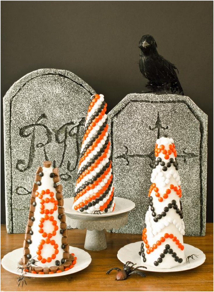 Make-a-Candy-Topiary