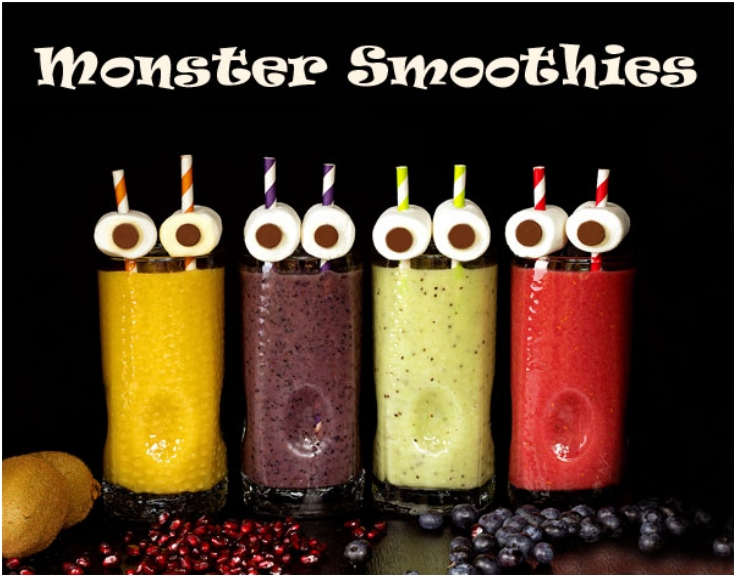 Monster-Smoothies-for-Halloween