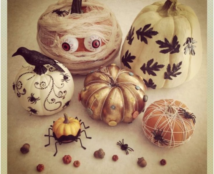 Top halloween pumpkins without carving inspired