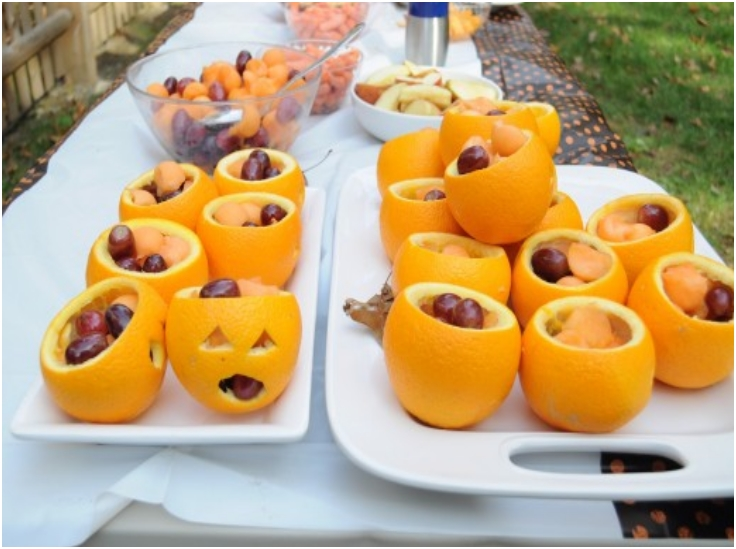 Top 10 Fruit And Veggie Halloween Treats For Kids Top
