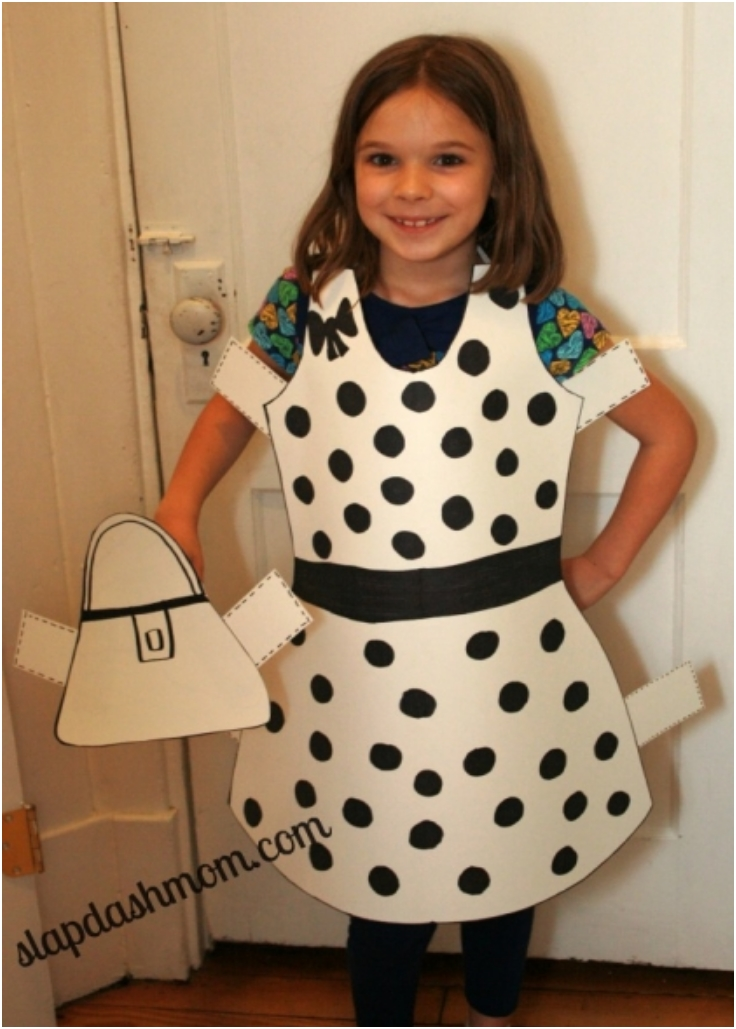 Top 10 DIY Last Minute Halloween Costumes For Kids And ...