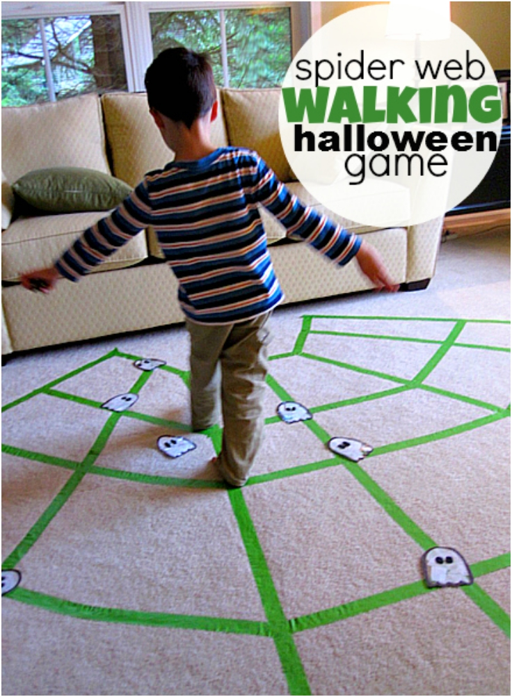 Top 10 DIY Halloween Games For Kids