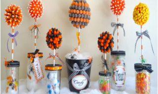 Top 10 DIY Halloween Topiaries   Top Inspired