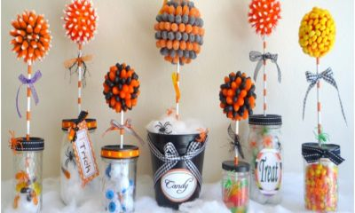 Top 10 DIY Halloween Topiaries | Top Inspired