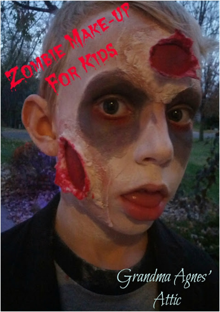 Zombie-Make-up-for-kids