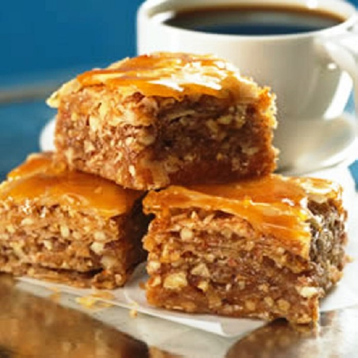 Top 10 Best Baklava Recipes