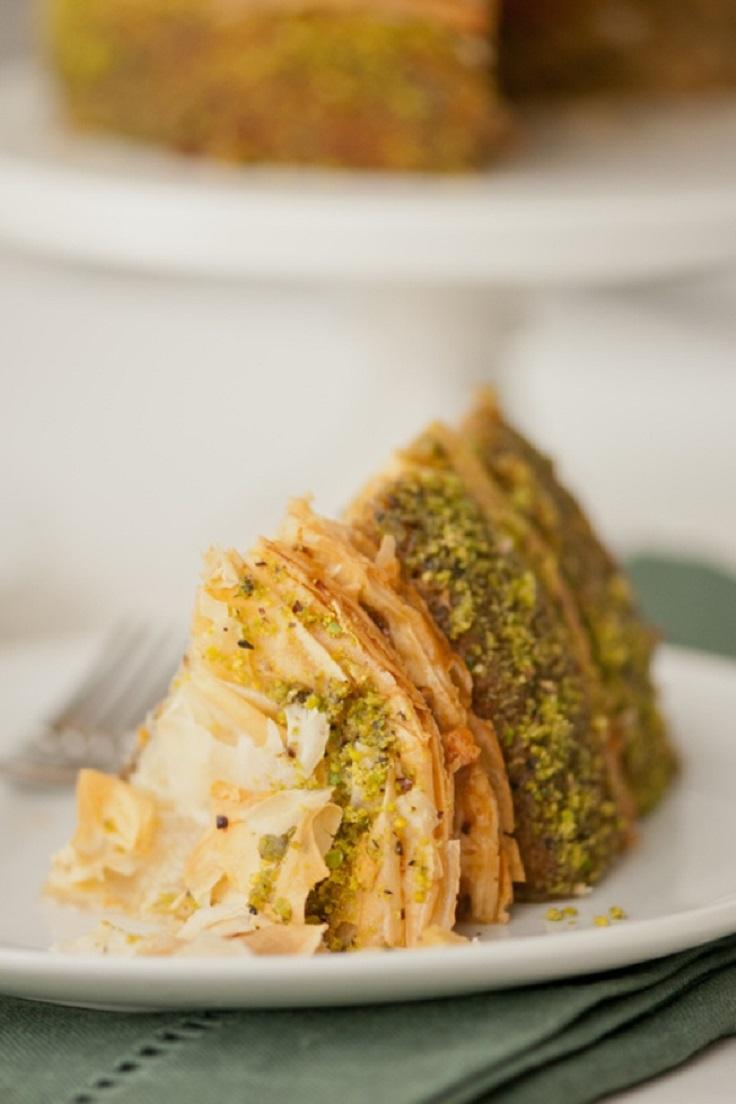 Top 10 Best Baklava Recipes | Top Inspired