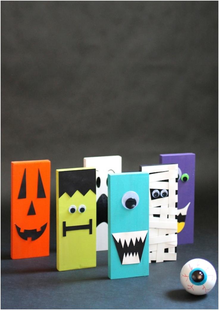 diy-halloween-bowling-set