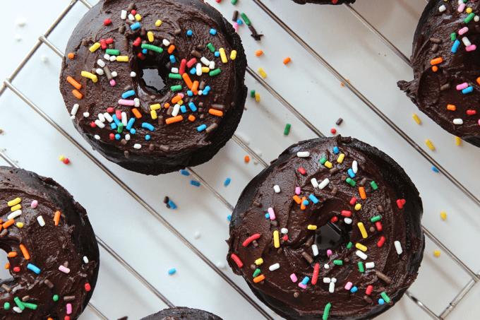 double-chocolate-donut-