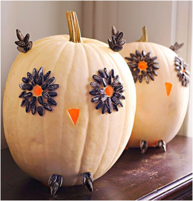 Top 10 Halloween Pumpkins Without Carving Top Inspired