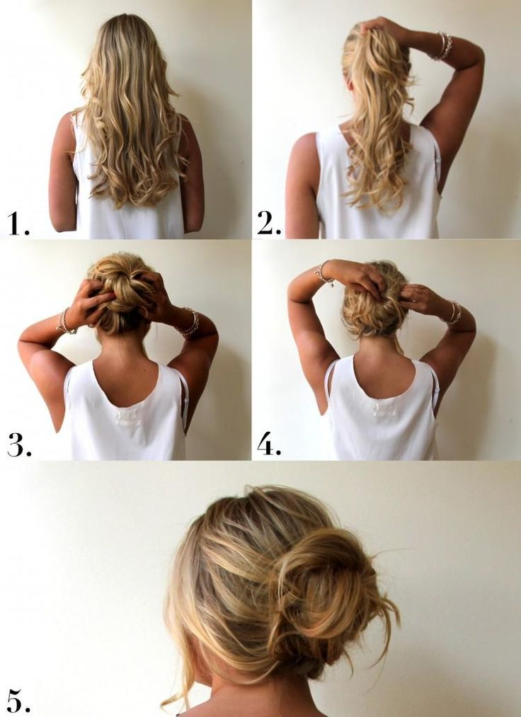 Hairstyles For Long Hair Night Out : Top 10 Long Hair Tutorials for Night Out