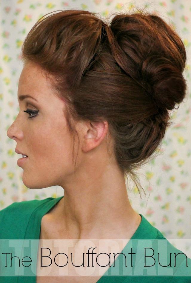 freckled_fox_hair_tutorial_the_bouffant_bun_summer_winter_fall_spring_long_hair_tutorial_pin1