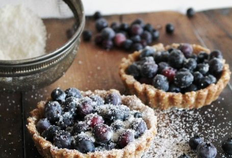 Top 10 Best Blueberries Recipes | Top Inspired