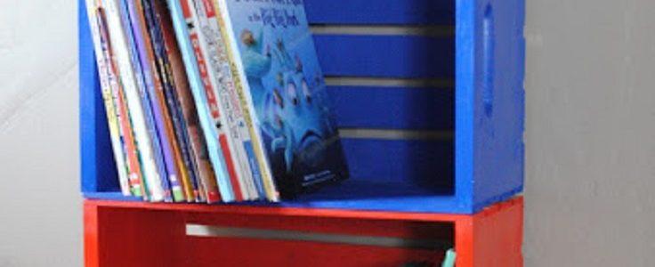 Top 10 Best DIY Bookshef Ideas | Top Inspired