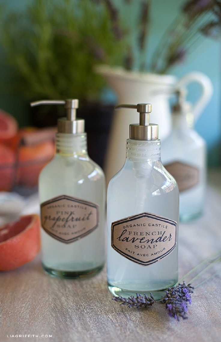 Top 10 Best Diy Liquid Soaps