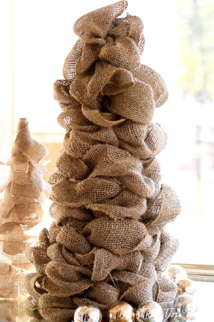 Top 10 Creative DIY Burlap Projects