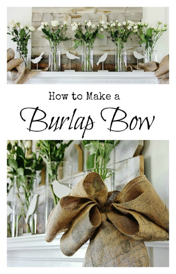 Top 10 creative diy burlap projects for Diy jute