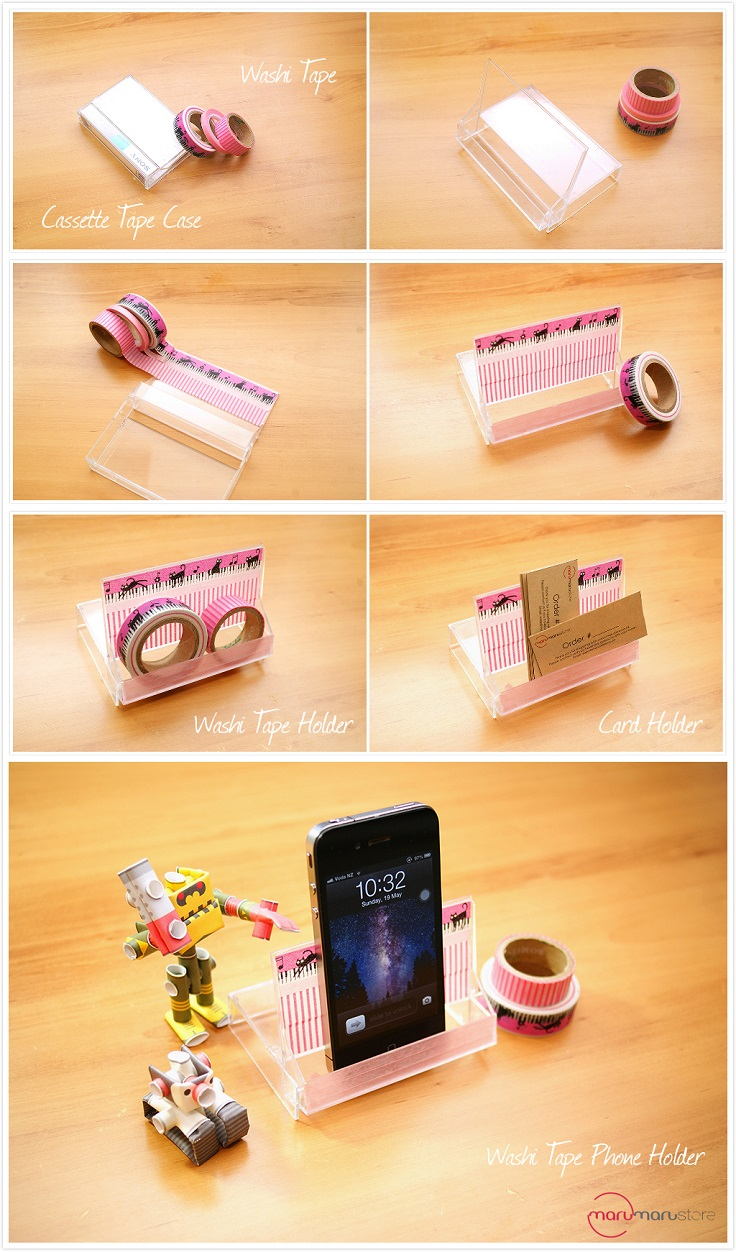 Top 10 creative diy phone holders for Creative iphone case ideas