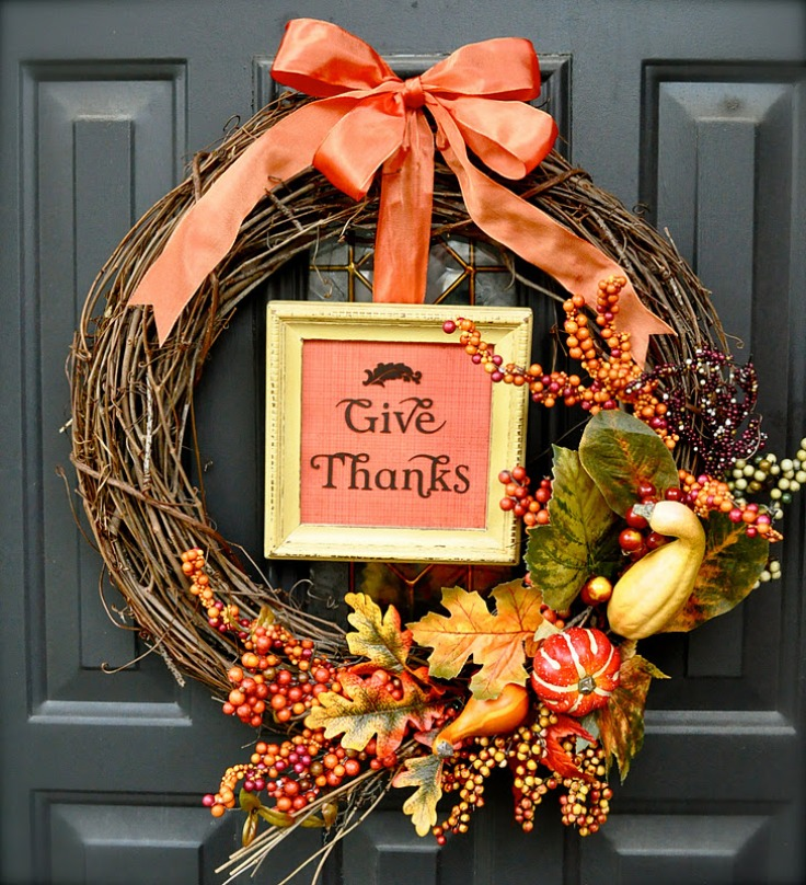 Top 10 Creative Diy Thanksgiving Decorations