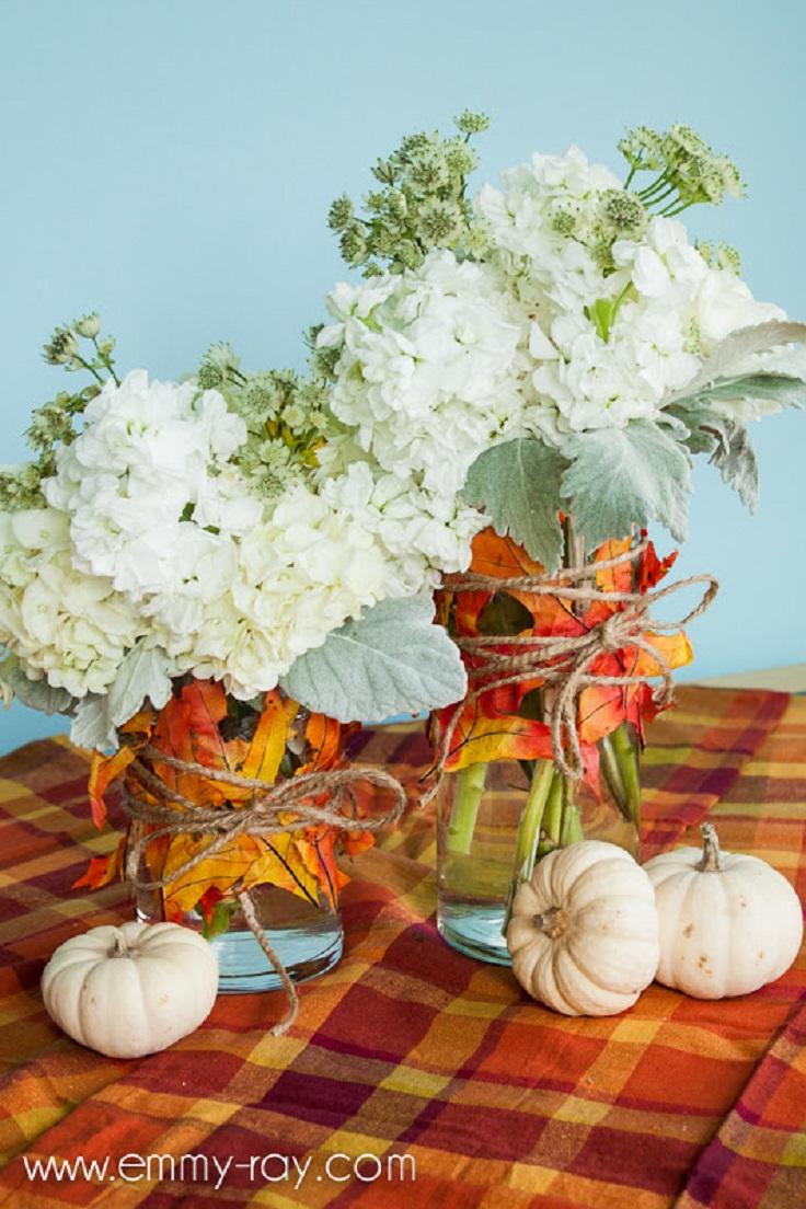Top Creative Diy Thanksgiving Decorations