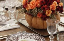 Top 10 Creative DIY Thanksgiving Decorations   Top Inspired
