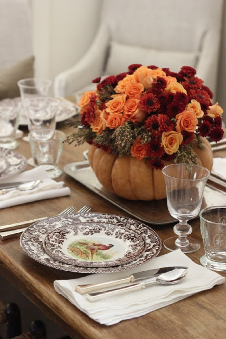 Top 10 Creative DIY Thanksgiving Decorations | Top Inspired