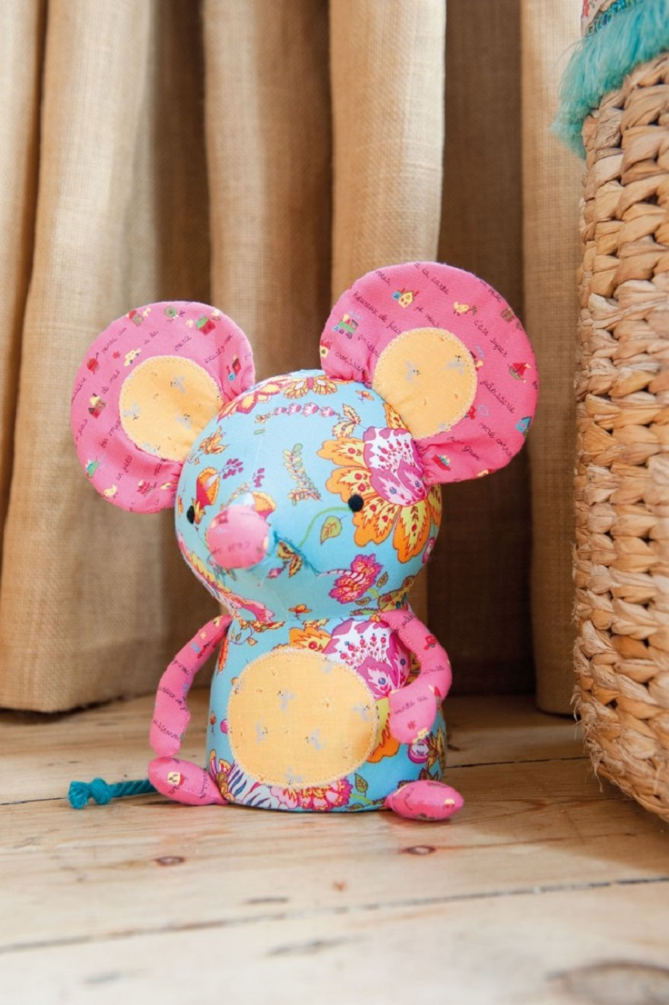 Soft Toy Patterns : Top fashionable sewing patterns