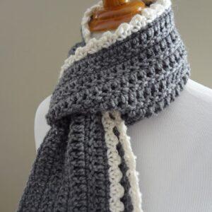 Top 10 DIY Warm and Cozy Crochet Scarfs | Top Inspired