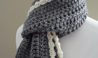 Top 10 DIY Warm and Cozy Crochet Scarfs | Top Inspired