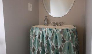 Top 10 Easy DIY Sink Skirts   Top Inspired