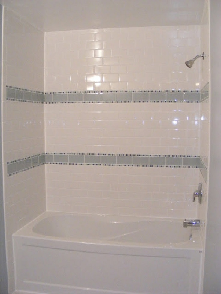 Top 10 useful diy bathroom tile projects for Tile shower bathroom ideas