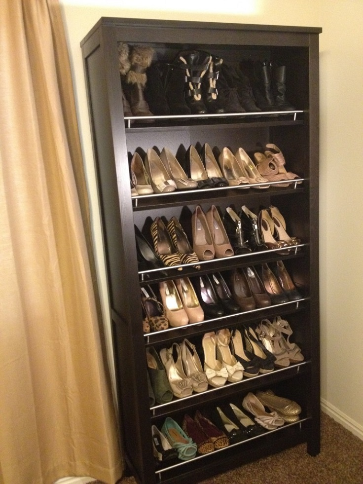 Creative Shoe Storage Solutions