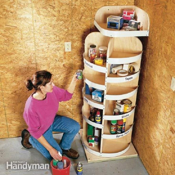 Top 10 Useful DIY Shoes Storage