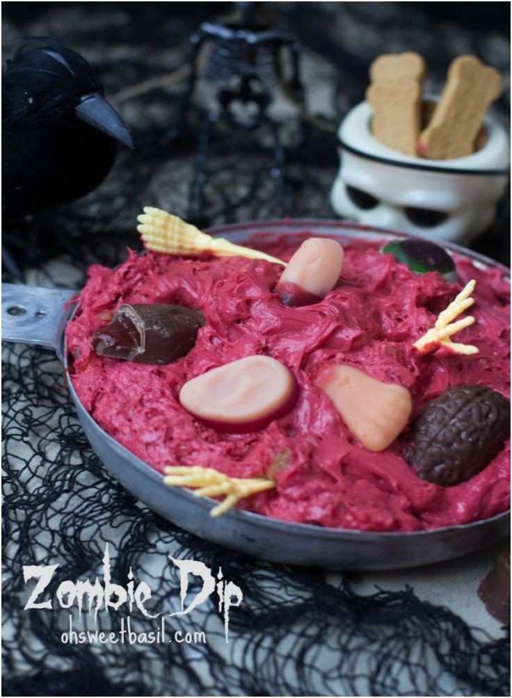 Top 10 Spooky Halloween Dips And Appetizers - Top Inspired