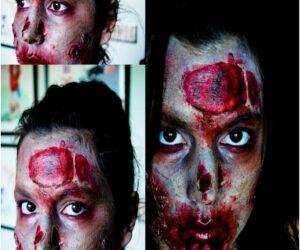 Top 10 Zombie Make-up Tutorials