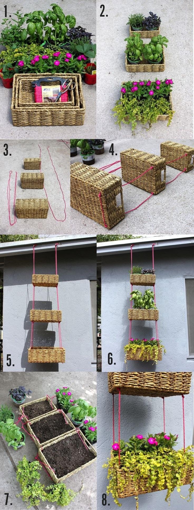 Diy garden decor ideas - Top 10 Diy Garden Decoration Ideas