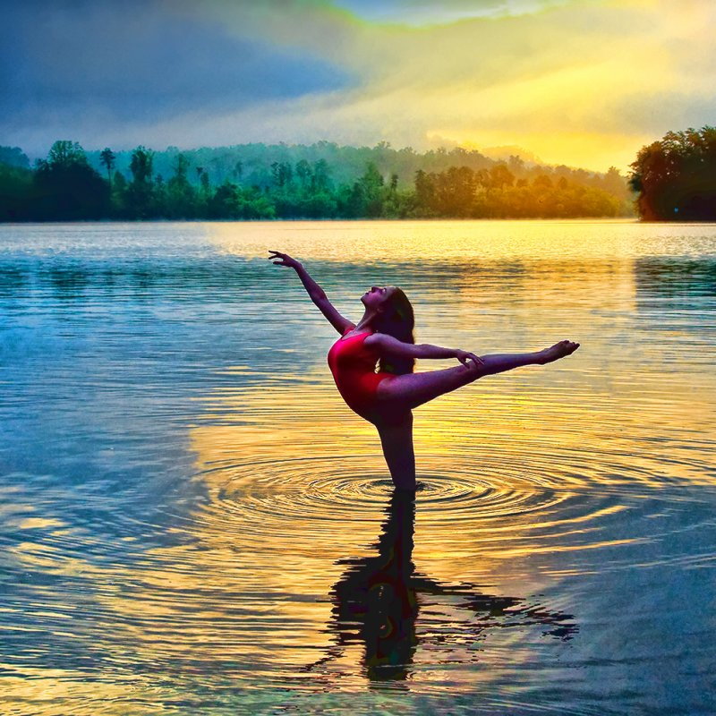 Top 10 Dancing In The Sunrise Photos | Top Inspired