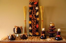 Top 10 Amazing DIY Decorations for Thanksgiving | Top Inspired