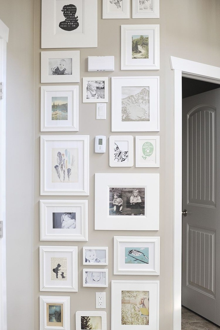 Top 10 Best Ways to Display Family Photos - Top Inspired