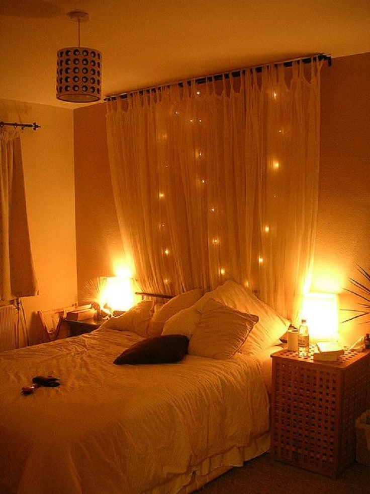 Top 10 romantic bedroom ideas for anniversary celebration for Romantic bedroom ideas