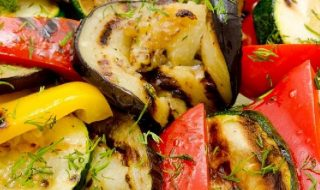 Top 10 Ideas for Grilled Vegetables | Top Inspired