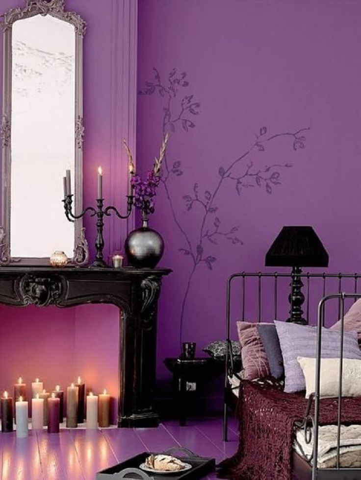 Romantic Bedroom At Night: Top 10 Romantic Bedroom Ideas For Anniversary Celebration