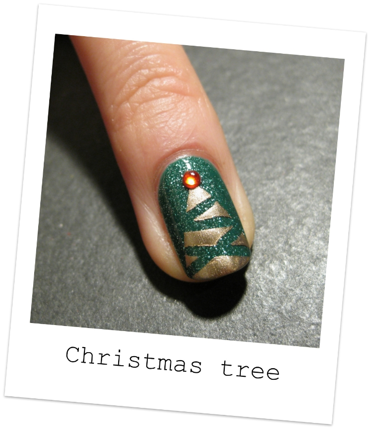Christmas Nail Designs Tutorial: Top 10 Elegant DIY Christmas Nail Art